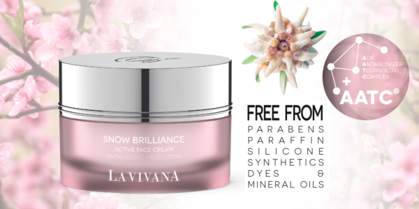 Snow Brilliance Active Face Cream La Vivana